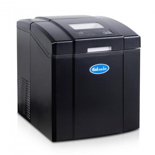 Portable Ice Cube Maker Machine Black 3.2L