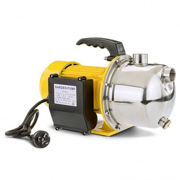 1600w Stainless Steel Electric Jet Water Pump