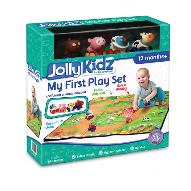 Jolly Kidz My First Playset - Farm