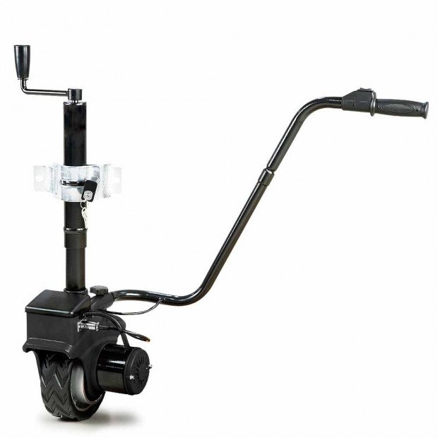Rigg 12V Motorized Jockey Wheel Mover - Black