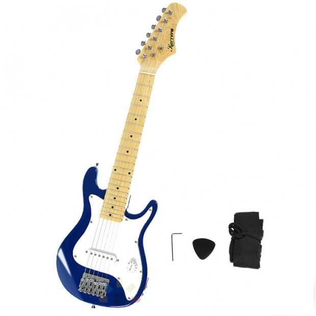 Children's Electric Guitar Pack - Blue
