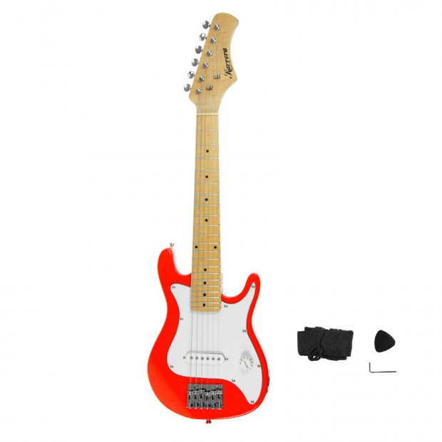 Children's Electric Guitar - Red