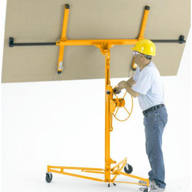 Plasterboard panel lift - 11ft