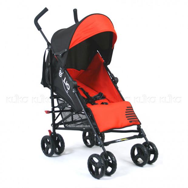 Vee Bee Lio Stroller - Irresistible Red