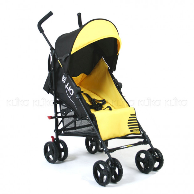 Vee Bee Lio Stroller - Bumblebee Yellow