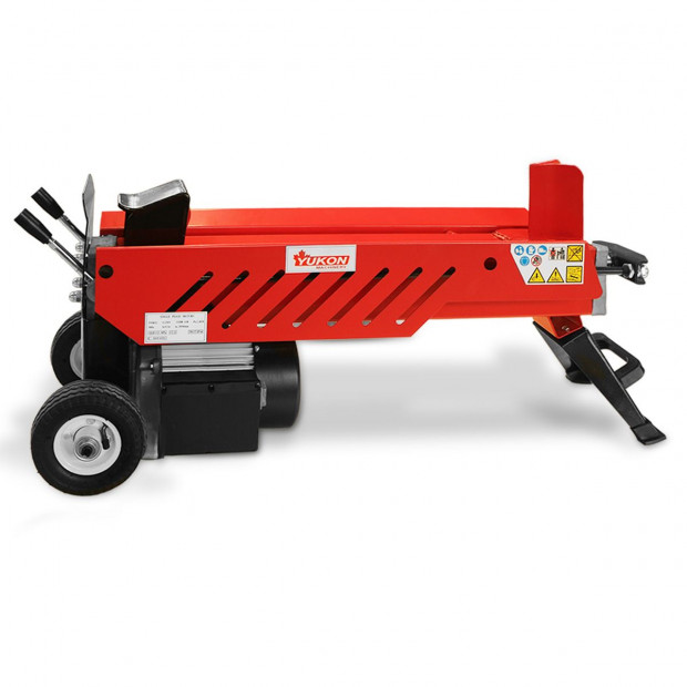 Yukon 8 Ton 2200W  Electric Log Splitter Wood Cutter Axe