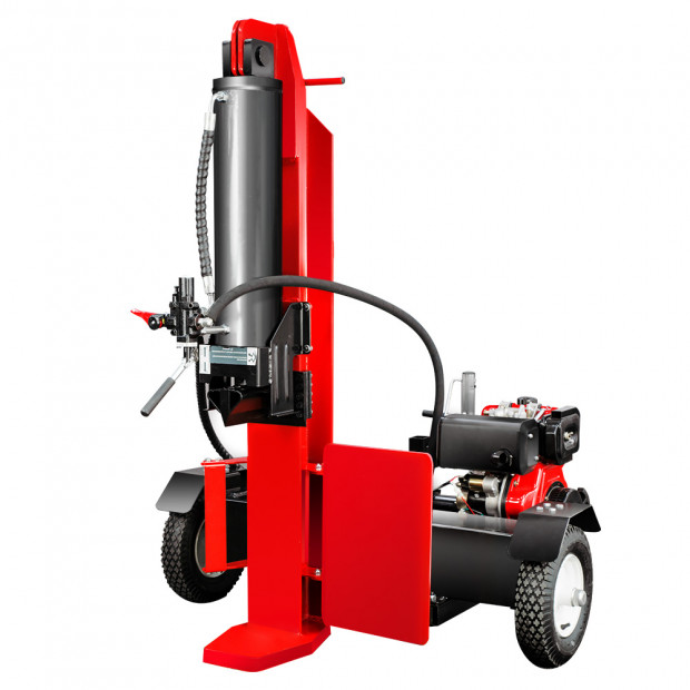 Yukon 85 Ton Petrol Hydraulic Log Splitter with 7in Ram