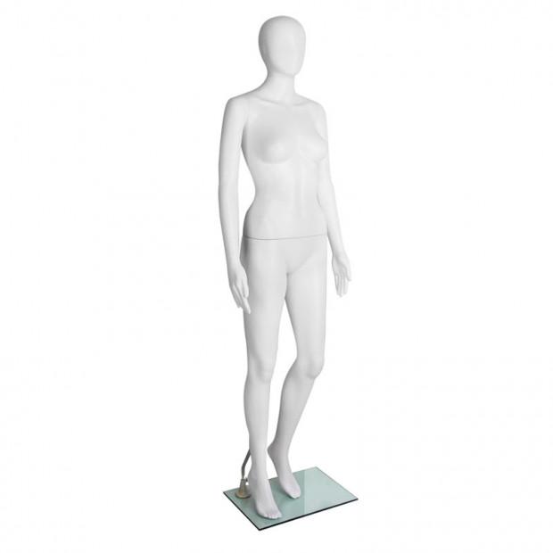 175cm Full Body Female Mannequin Cloth Finish