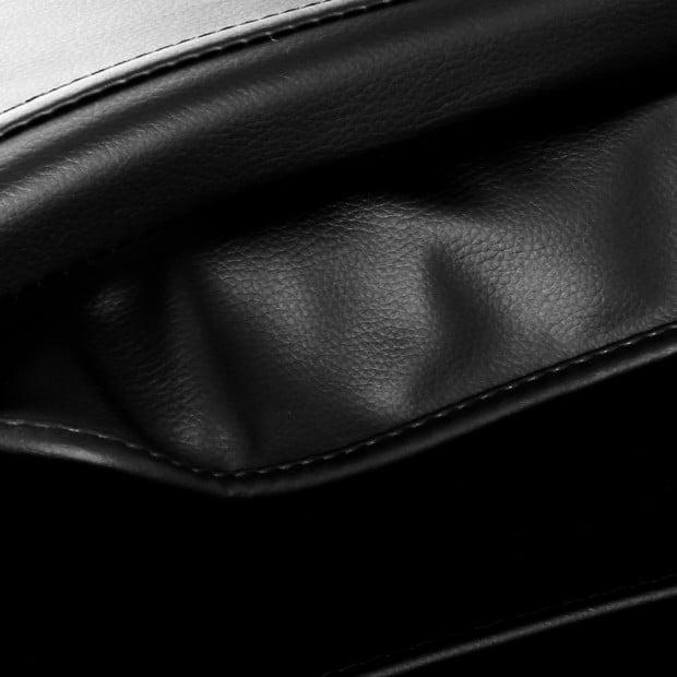 Livemor Electric Massage Chair - Black Image 6