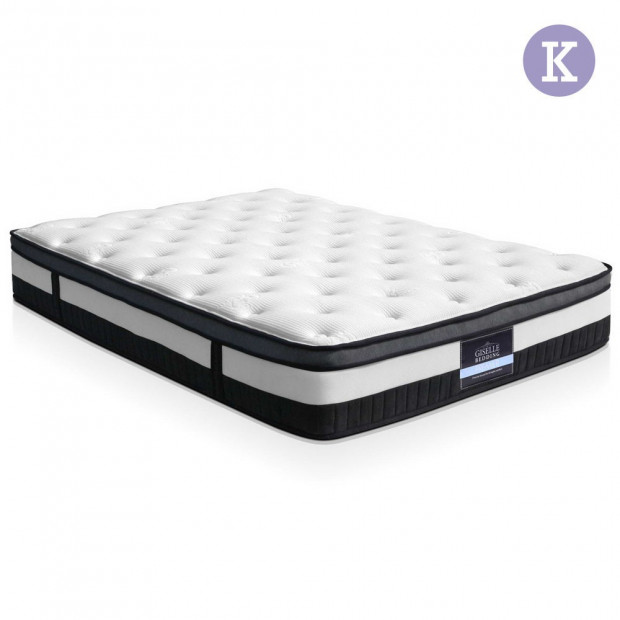 King Size Cashmere Foam Mattress