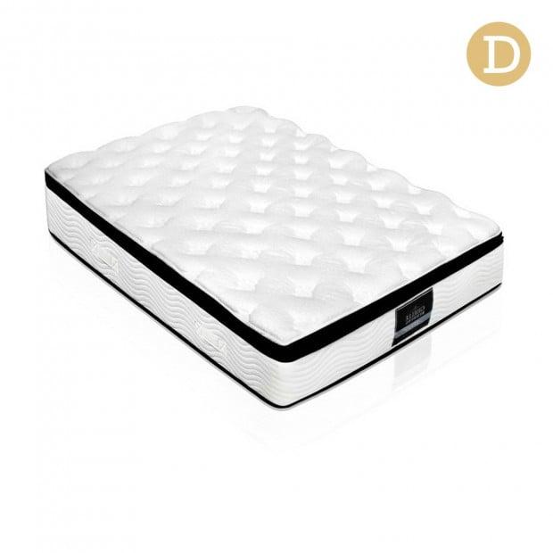 Giselle Bedding Double Size 28cm Thick Foam Mattress