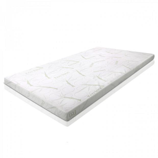 Bedding 7CM Memory Foam Mattress Topper Bammboo Cover Queen
