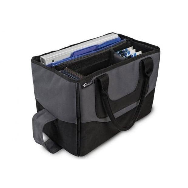 Mini Adjustable Car Tote File Bag