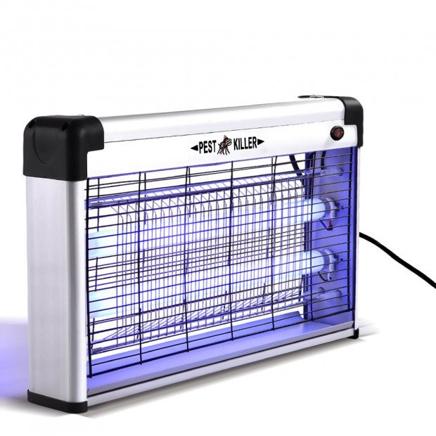 UV-A Led Electric Insect Killer Pest Zapper 30w