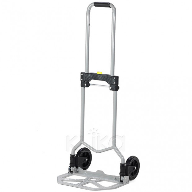 Folding Aluminium Luggage Trolley