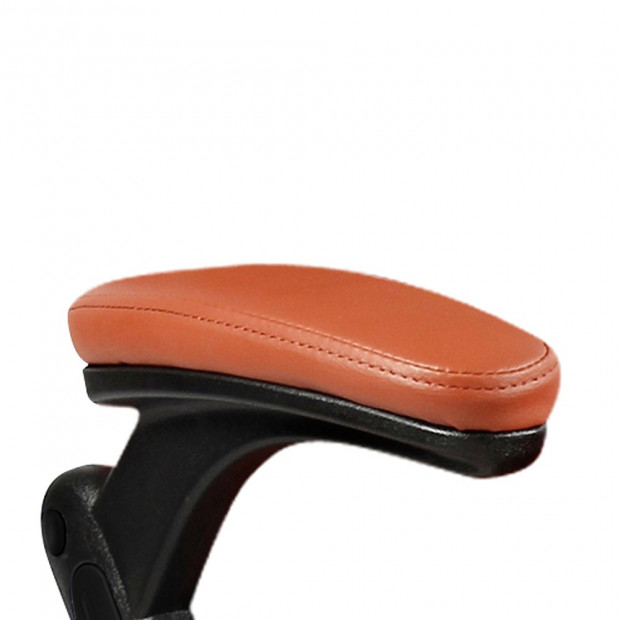 Pu Leather 8-point Massage Office Chair  Image 7