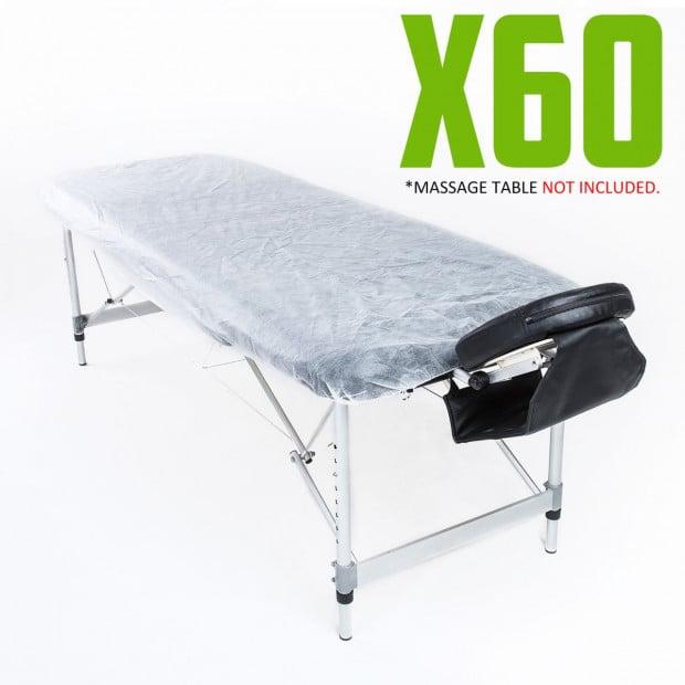 Disposable Massage Table Cover 180cm x 75cm 60pcs