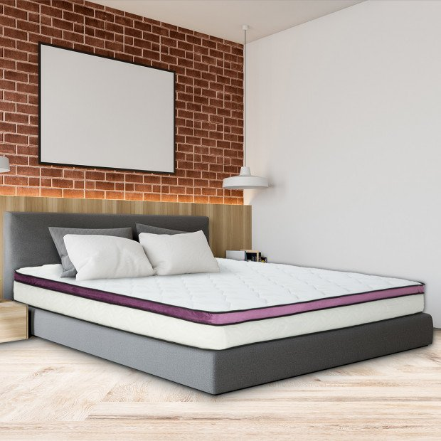 Memory Foam Cool Gel Infused King Mattress Image 1