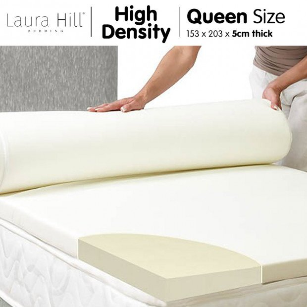 Mattress foam Topper 5cm - Queen