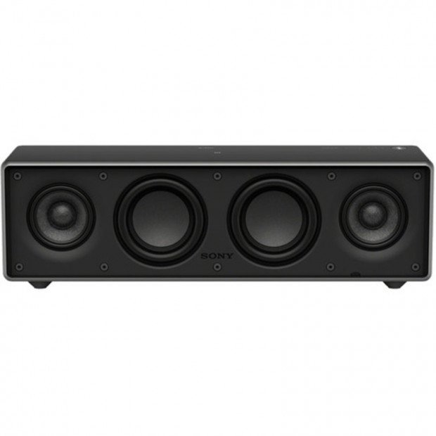 Sony SRSZR7B HI RES Multi Room Stereo Speaker Black  Image 4