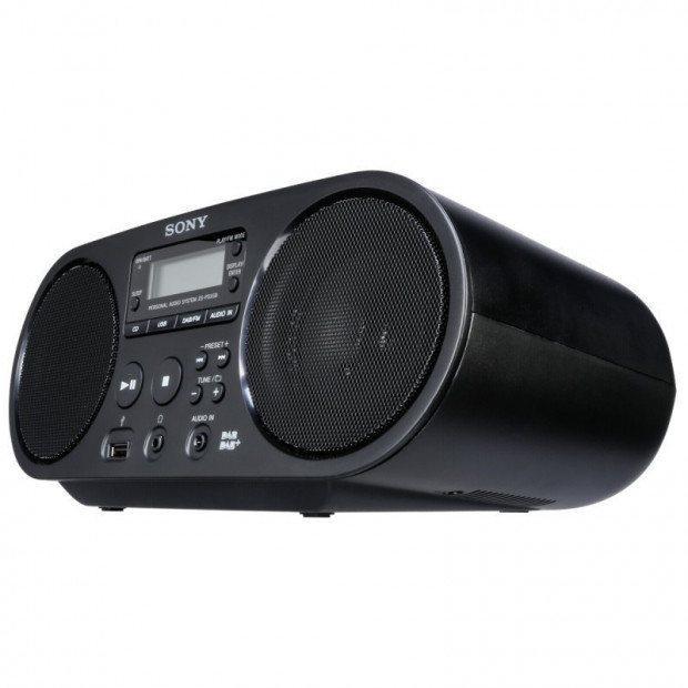 Sony CD Boombox with USB AND DAC