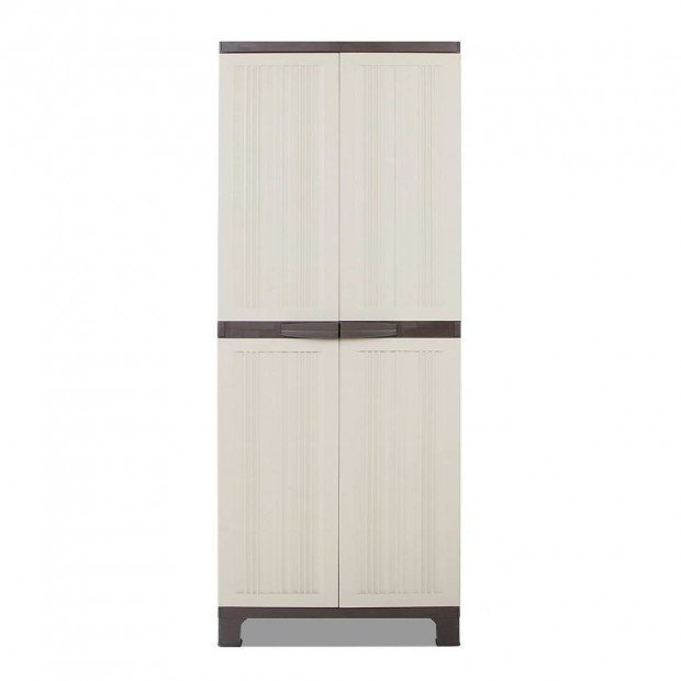Outdoor Lockable Tall Size Adjustable Cabinet Cupboard - H1D Image 3