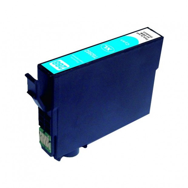 Suit Epson. Cyan Compatible Inkjet Cartridge (Replacement for 288XL)