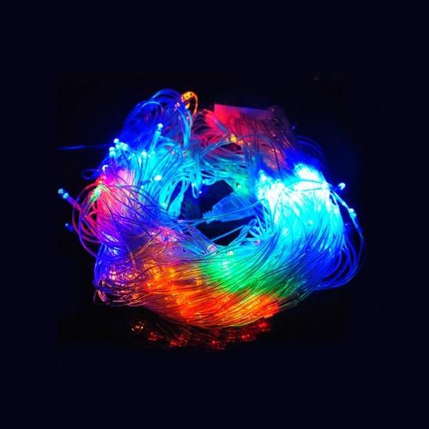 Led Fairy Net Lights 2x3m Multicolor Image 5