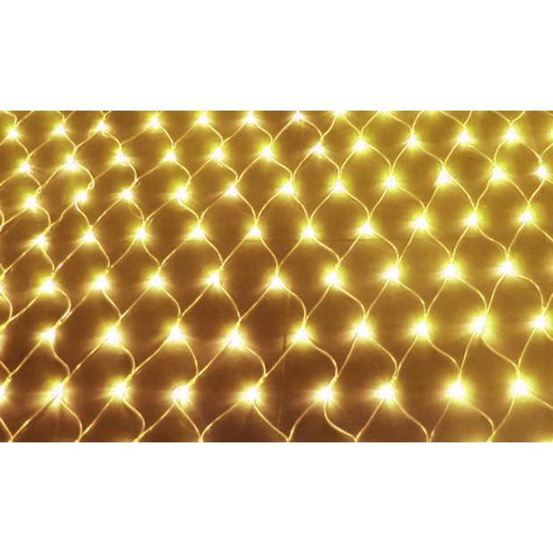 Led Fairy Net Lights 2x3m Warm White