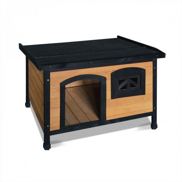 Medium Wooden Pet Kennel