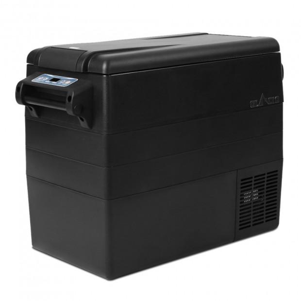58L Portable Cooler Fridge - Black