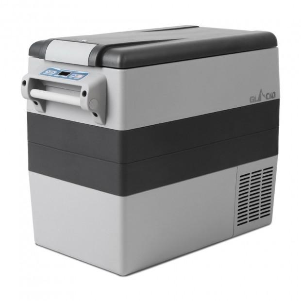 58L Portable Cooler Fridge - Grey