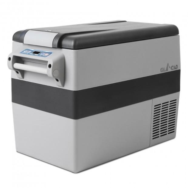 48L Portable Cooler Fridge - Grey