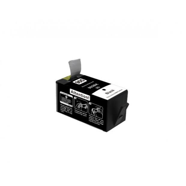 Suit HP. 905XL Black Premium Remanufactured Inkjet Cartridge