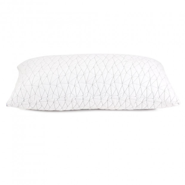 Bedding Set of 2 Rayon King Memory Foam Pillow Image 4