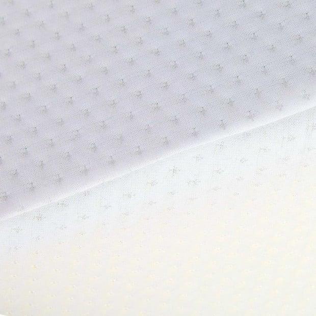 Bedding Foam Wedge Back Support Pillow - Beige Image 4