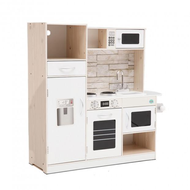 Keezi Wooden Kitchen Pretend Play Set  Style B