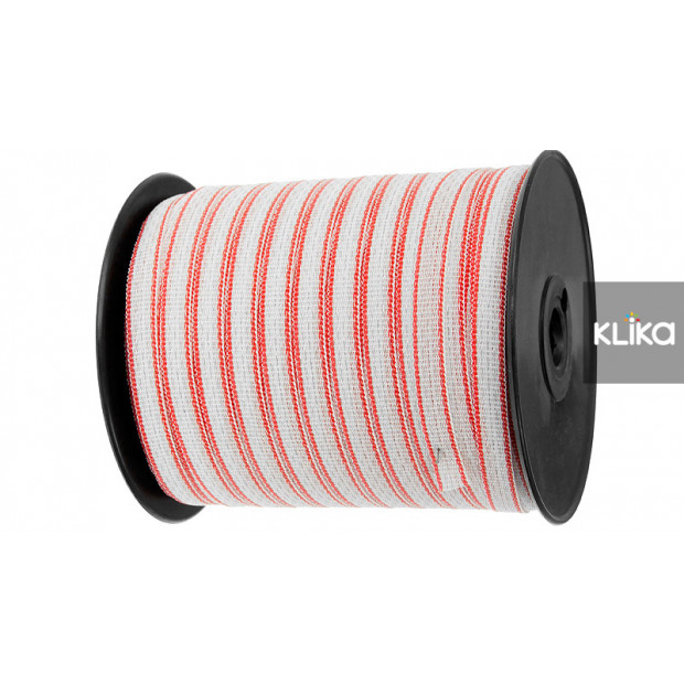 Electric Fence Poly-tape 200m Image 2
