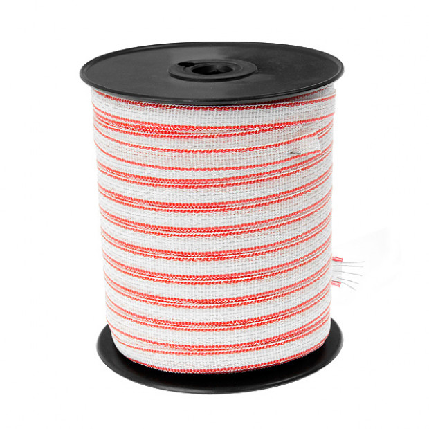 Electric Fence Polytape 400m with five strands