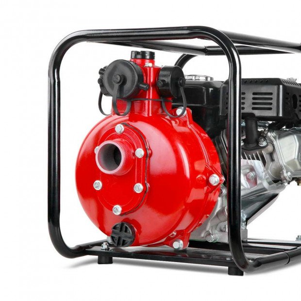Petrol Engine Water Pump 500L/m 8hp Water Transfer Image 7