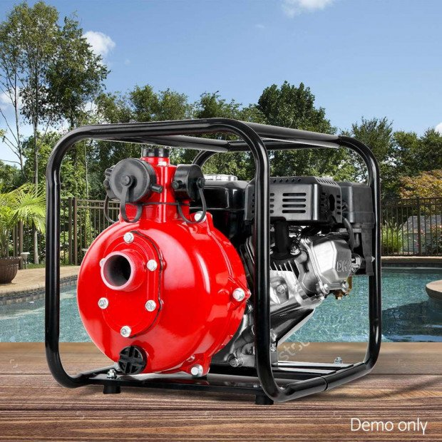 Petrol Engine Water Pump 500L/m 8hp Water Transfer Image 11