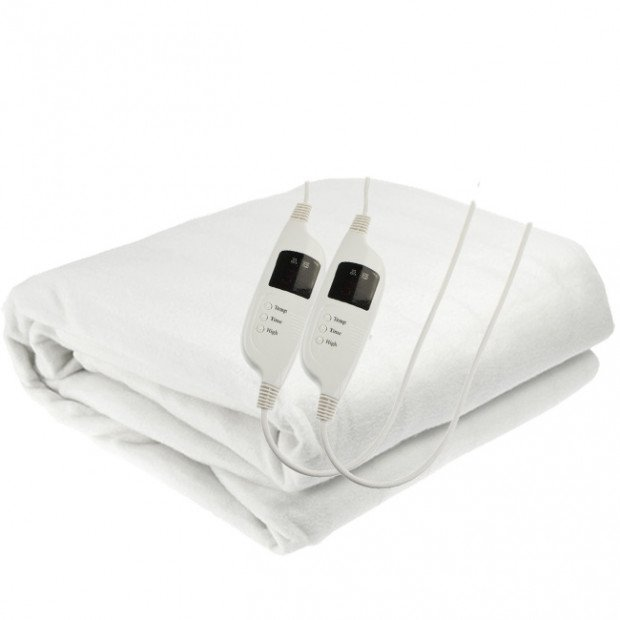 Computer Control Poly Electric Blanket - King