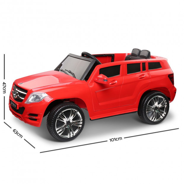 Kids Ride On Car ML450 - Red Image 1