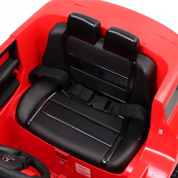 Kids Ride On Car ML450 - Red Image 7