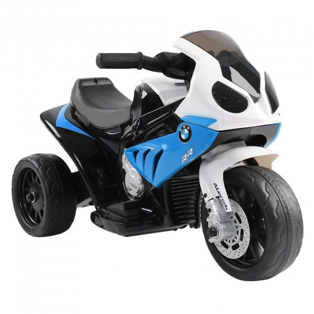 BMW Kids Ride On BMW Motorbike - Blue