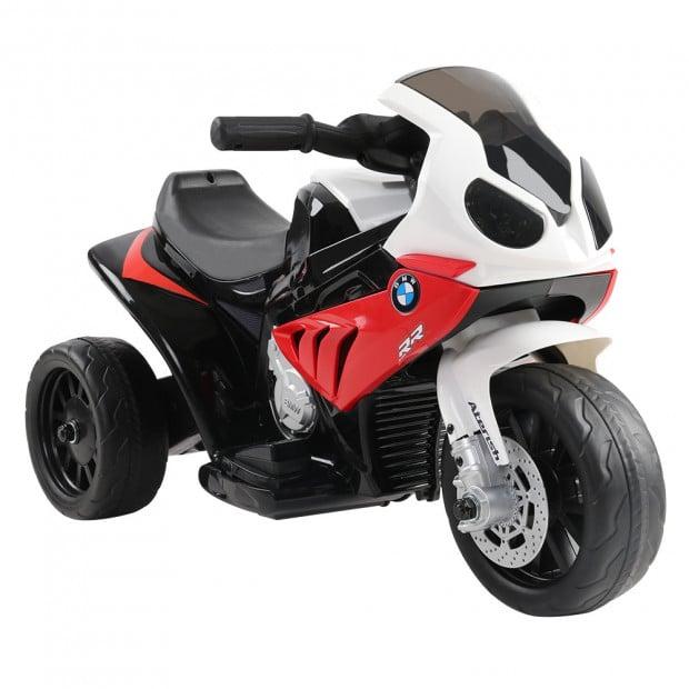 BMW Kids Ride On BMW Motorbike - Red
