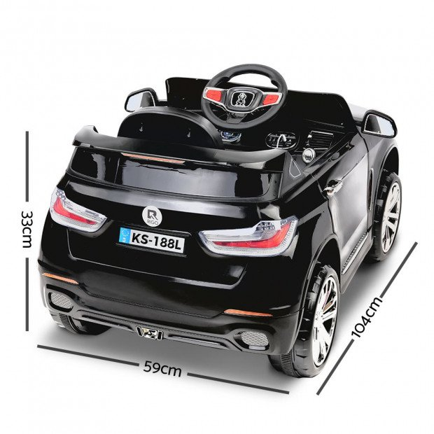 Kids Ride-On Car BMW X5 Inspired Image 1