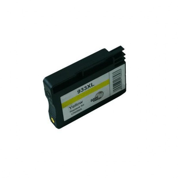 Suit HP. Remanufactured HP 933 XL Yellow Cartridge For HP Printers
