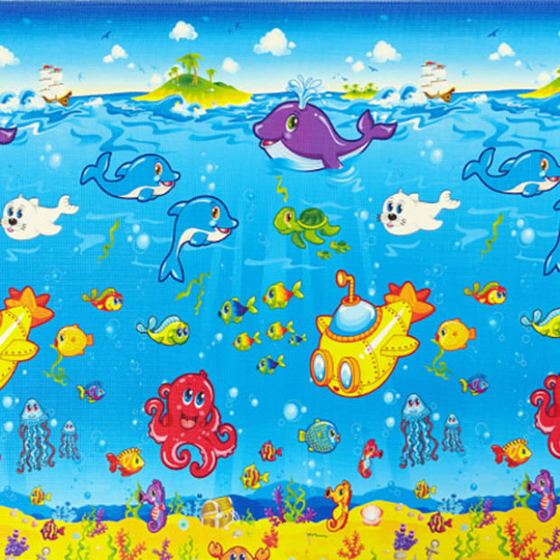 Jolly Kidz Roly Poly Playmat - Ocean