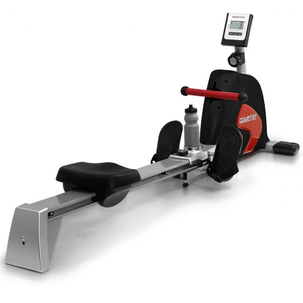 Powertrain Magnetic flywheel rowing machine - Black